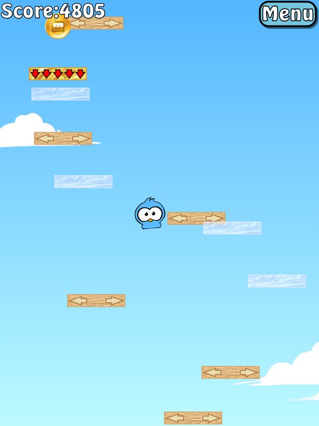 Birds Jump HD!, game for IOS