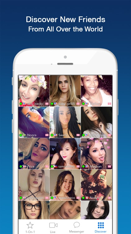 Cake - Live Stream Video Chat By Ihello-7255
