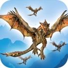corrida do vôo Dragão icon