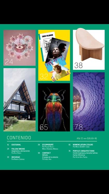 México Design Magazine screenshot-3