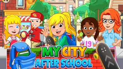 My City : After School screenshot 1