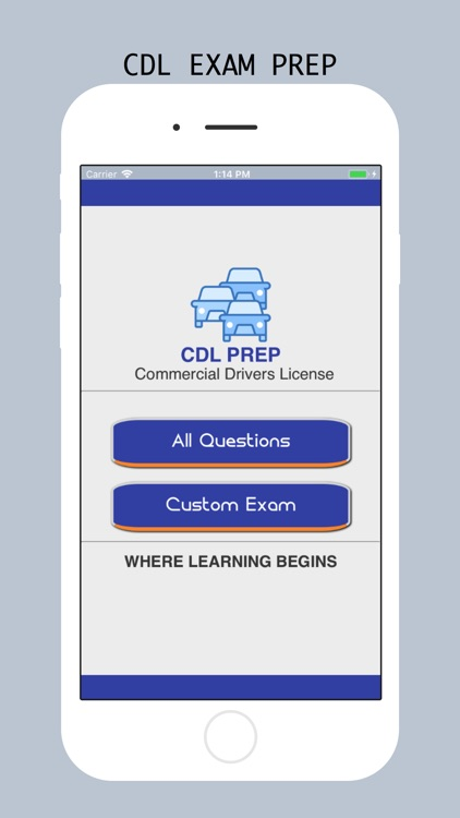 CDL Practice Test Prep screenshot-0