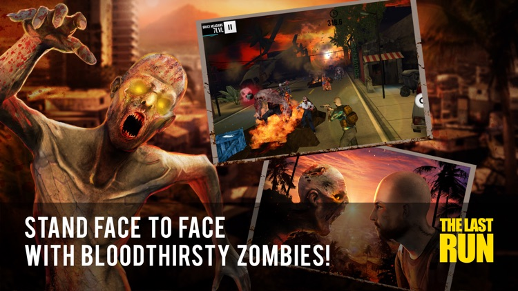 Last Run: Dead Zombie Shooter screenshot-3