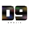 Rashaun Brown - D9 Emojis  artwork