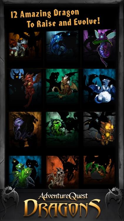 AdventureQuest Dragons screenshot-3