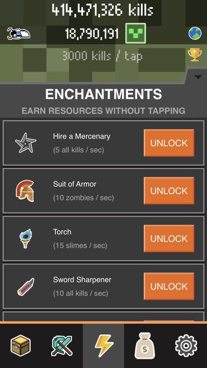 ClickCraft - Pocket Mining screenshot-3