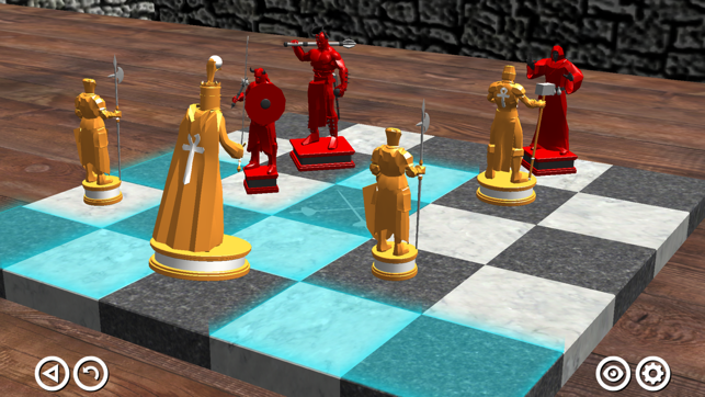 REX - The Game of Kings Screenshot
