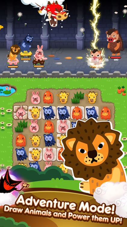 POKOPOKO The Match 3 Puzzle screenshot-3
