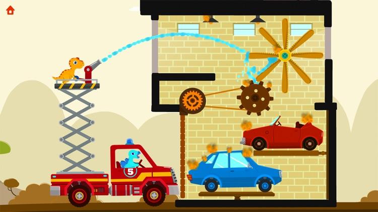 Fire Truck Rescue - Go! screenshot-0