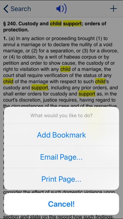 NY Domestic Relations Law 2018 screenshot-3