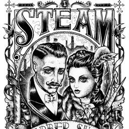 Steam Barber Shop