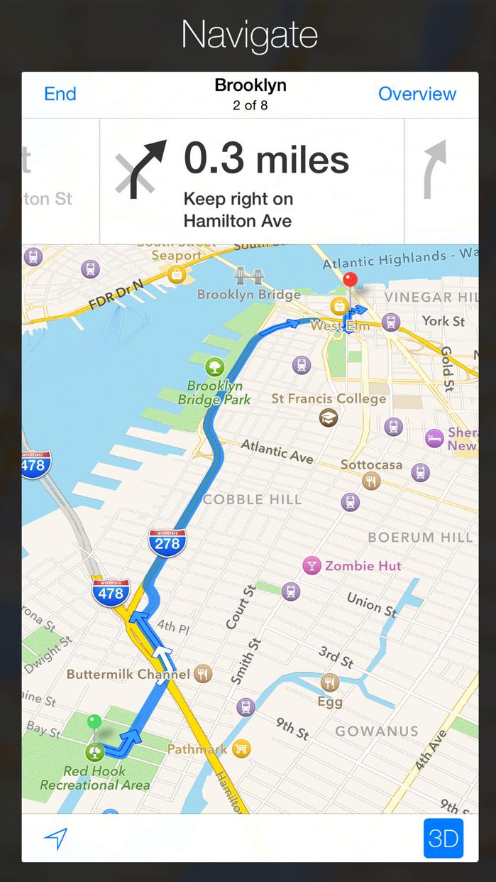 RoadWarrior Route Planner Screenshot