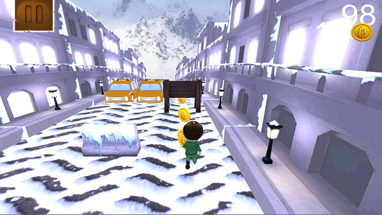 Run Vampee Run screenshot-4
