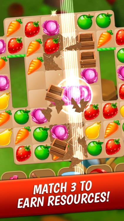 Jane's Village - Farm Game screenshot-3