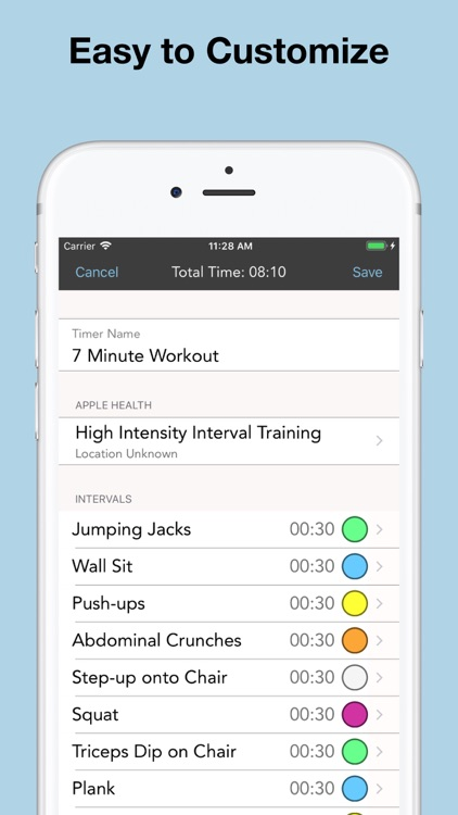 Intervals Pro - Workout Timer screenshot-4