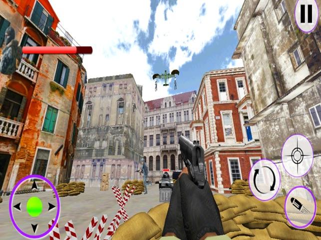 Elite Commando Shooter 3D