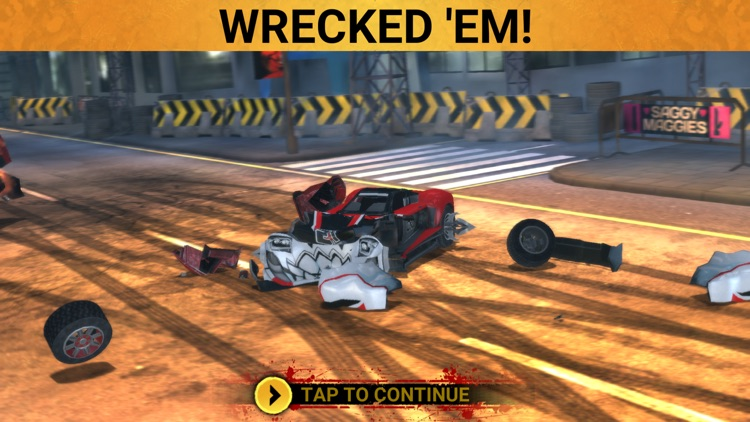 Carmageddon Crashers-Drag Race screenshot-4