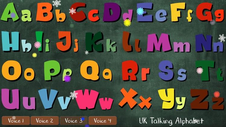 UK Talking Alphabet