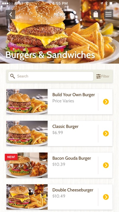 Denny's for Windows