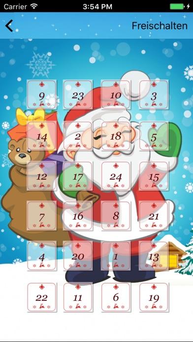 Adventskalender 2020 - Advent screenshot 2
