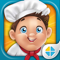 App Icon for Restaurant Town App in Colombia IOS App Store