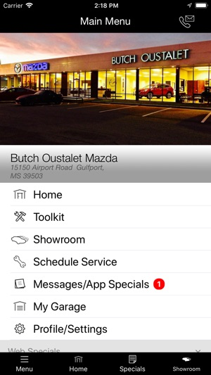 butch oustalet mazda on the app store rh itunes apple com