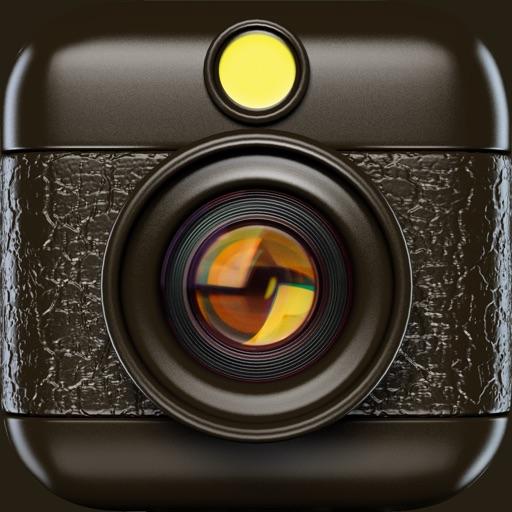 Hipstamatic カメラ