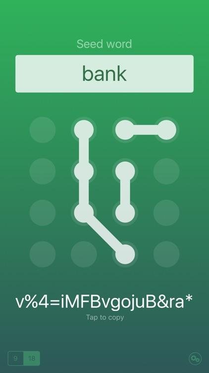 DotPass Passwords screenshot-3