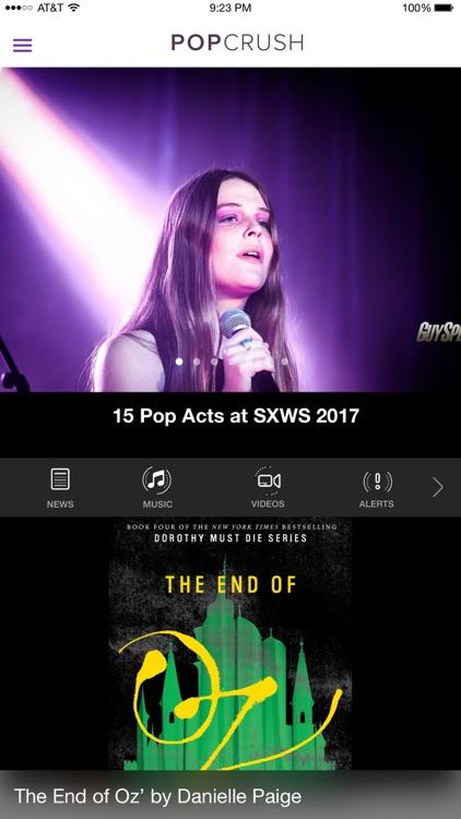 PopCrush - Pop Music and Celebrity News