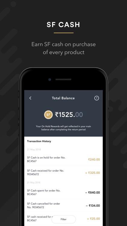 STYFI - Fashion Shopping App screenshot-7