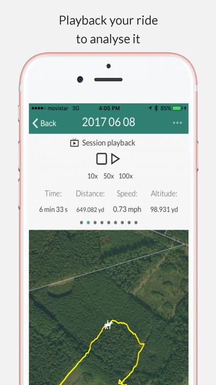 Horse Riding Tracker