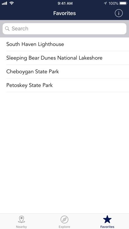 Explore Michigan screenshot-8