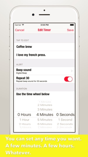All Timers - Timers and Alarms on the App Store