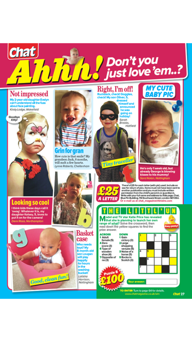 Chat Magazine screenshot three