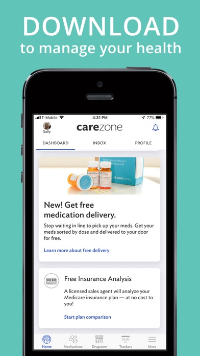 download CareZone apps 0