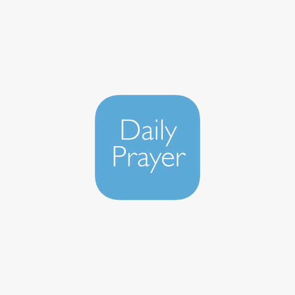 Daily Prayer on the App Store