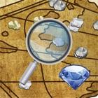 Digger's Map: 天然資源や鉱物 icon
