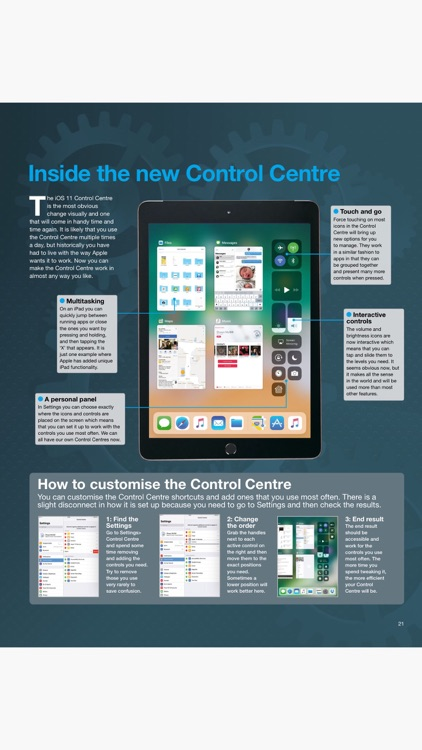 iCreate Magazine: For Your iPad, iPhone, and iPod