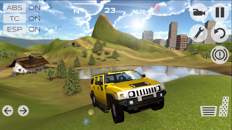 Extreme Car Driving Simulator screenshot-4