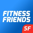5F Find Fitness Friends, Buddy icon