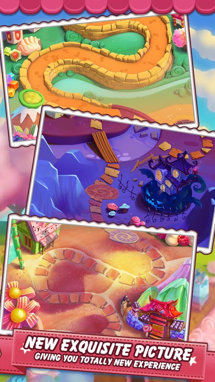 Candy Smash-Cookie Mania screenshot-3