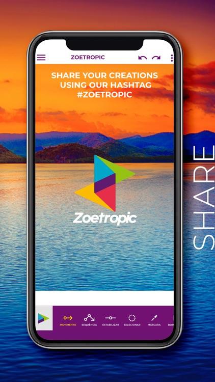 Zoetropic - Photo in motion screenshot-4