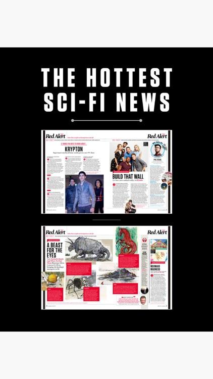 SFX: the sci-fi, horror and fantasy magazine screenshot-3