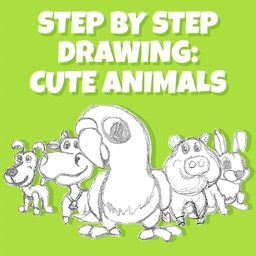 Step By Step Drawing: Animals