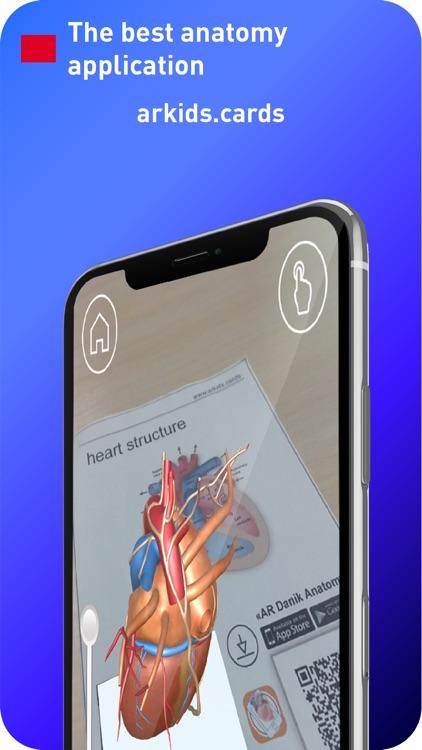 AR Anatomy 4D+ screenshot-4