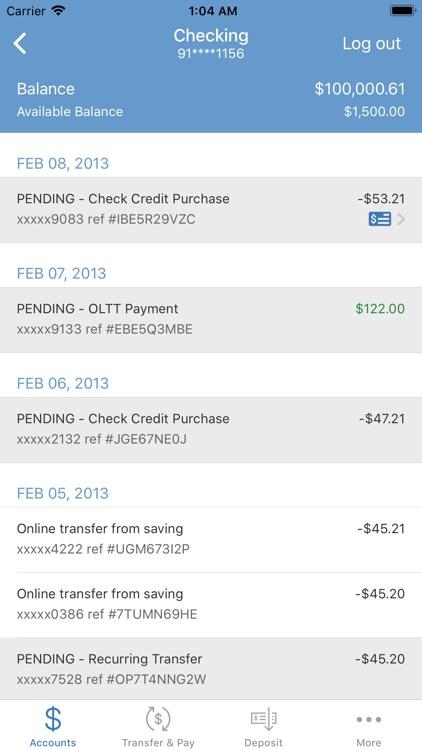PGE Federal Credit Union screenshot-3