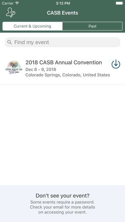 CASB Events
