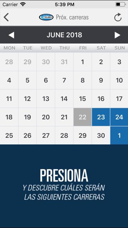 Escudería TELMEX screenshot-4