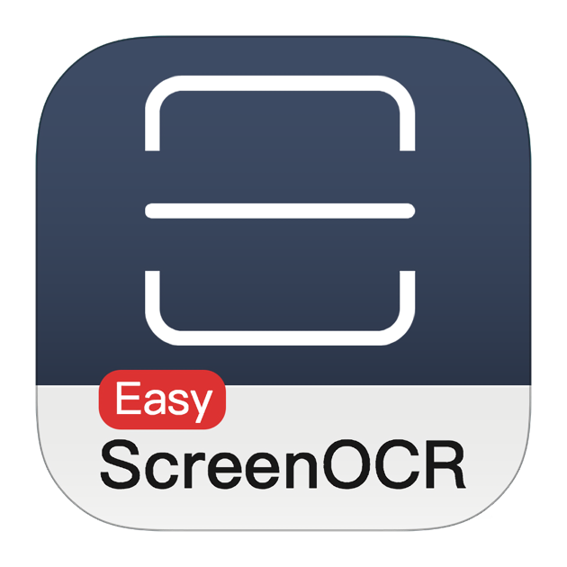 Easy Screen OCR on the Mac App Store