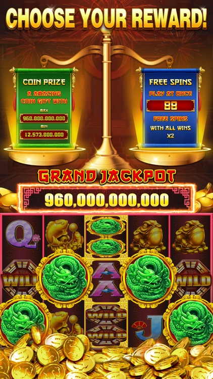 Slots Riches - Casino Slots screenshot-6